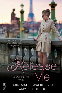 Release Me Ebook Cover