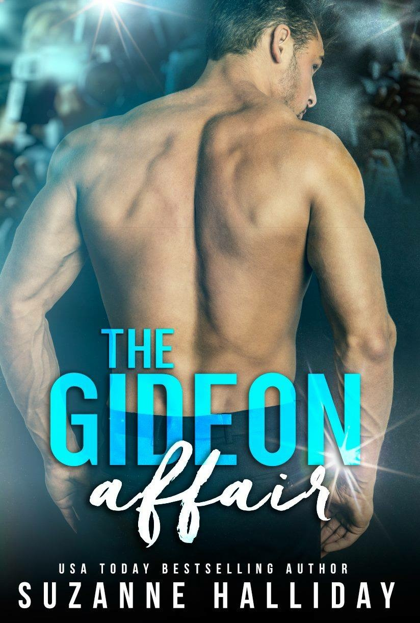The Gideon Affair Ebook Cover