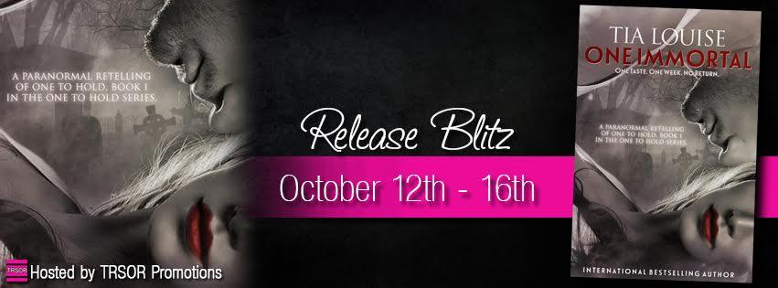 one immortal release blitz