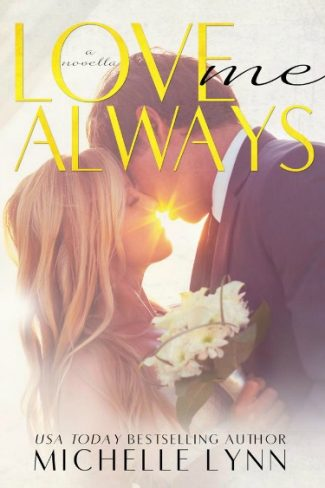 Cover Reveal: Love Me Always (The Invisibles #5.5)