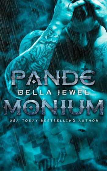 Cover Reveal & Giveaway: Pandemonium (MC Sinners Next Generation #1) by Bella Jewel