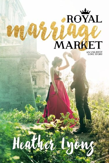 Cover Reveal: Royal Marriage Market by Heather Lyons