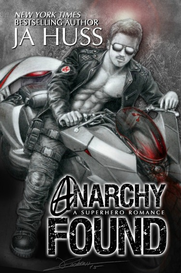 Release Day Blitz & Giveaway: Anarchy Found (SuperAlpha #1) by J.A. Huss