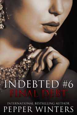 Release Day Blitz & Giveaway: Final Debt (Indebted #6) by Pepper Winters