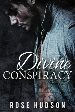 Cover Reveal & Giveaway: Divine Conspiracy (Divine #1) by Rose Hudson