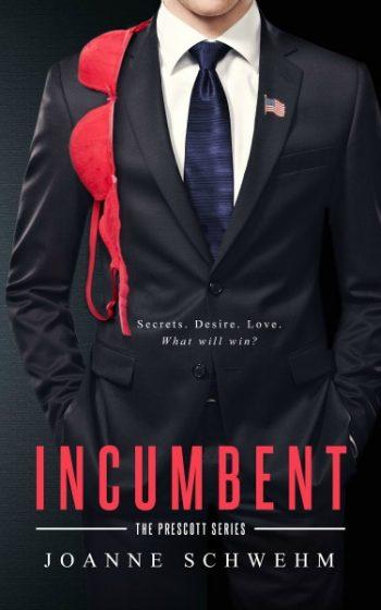 Release Day Blitz & Giveaway: Incumbent (Prescott #1) by Joanne Schwehm