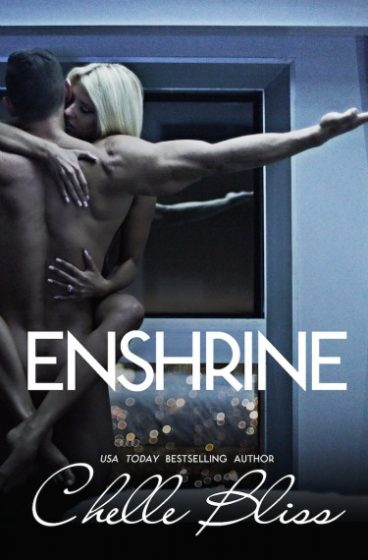 Cover Reveal: Enshrine by Chelle Bliss