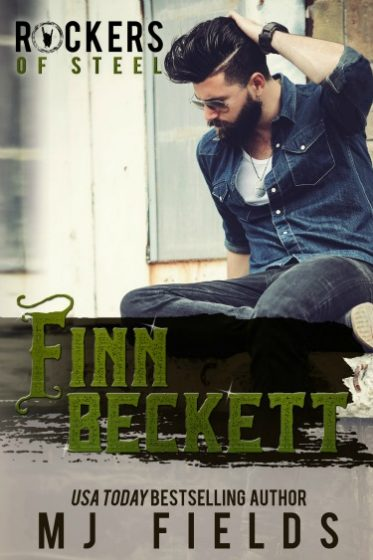 Release Day Blitz: Finn Beckett (The Rockers of Steel #2) by M.J. Fields