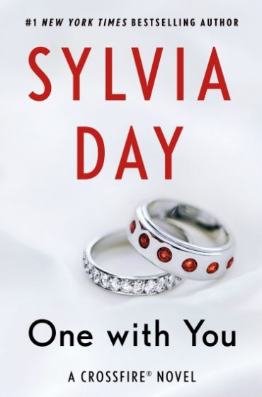 Cover Reveal: One With You (Crossfire, #5)  by Sylvia Day