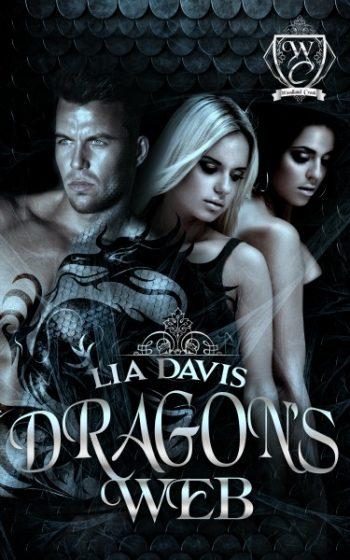 Promo & Giveaway: Dragon's Web (Woodland Creek) by Lia Davis