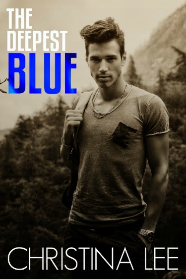 Cover Reveal: The Deepest Blue (Roadmap to Your Heart #2) by Christina Lee