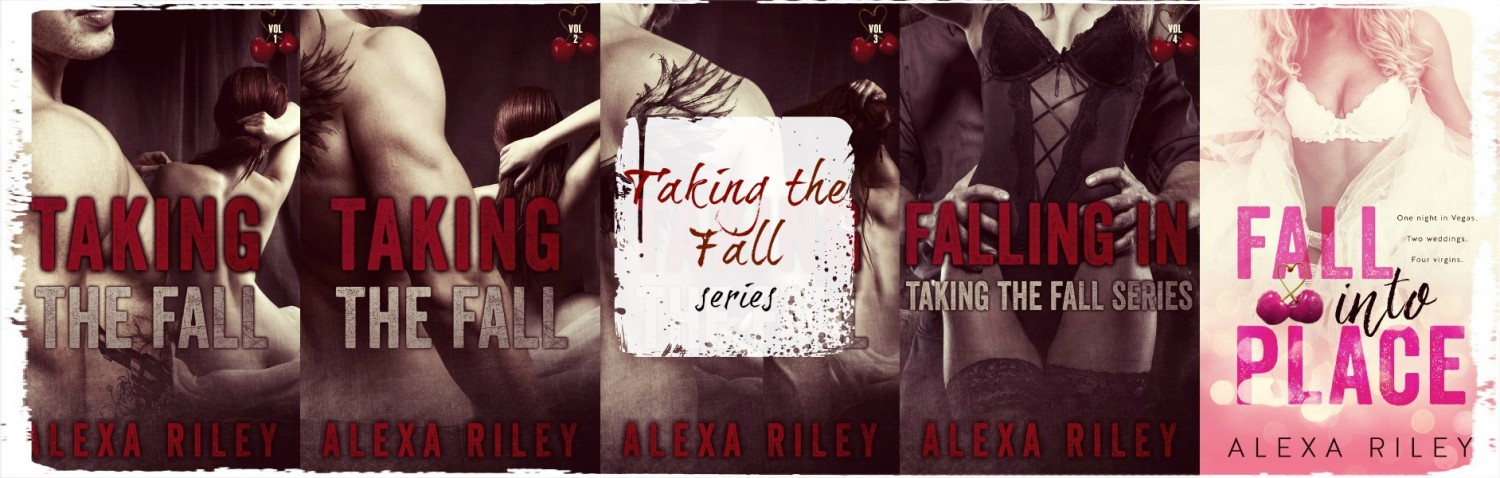 Release Day Blitz Fall Into Place Taking The Fall 5 By Alexa