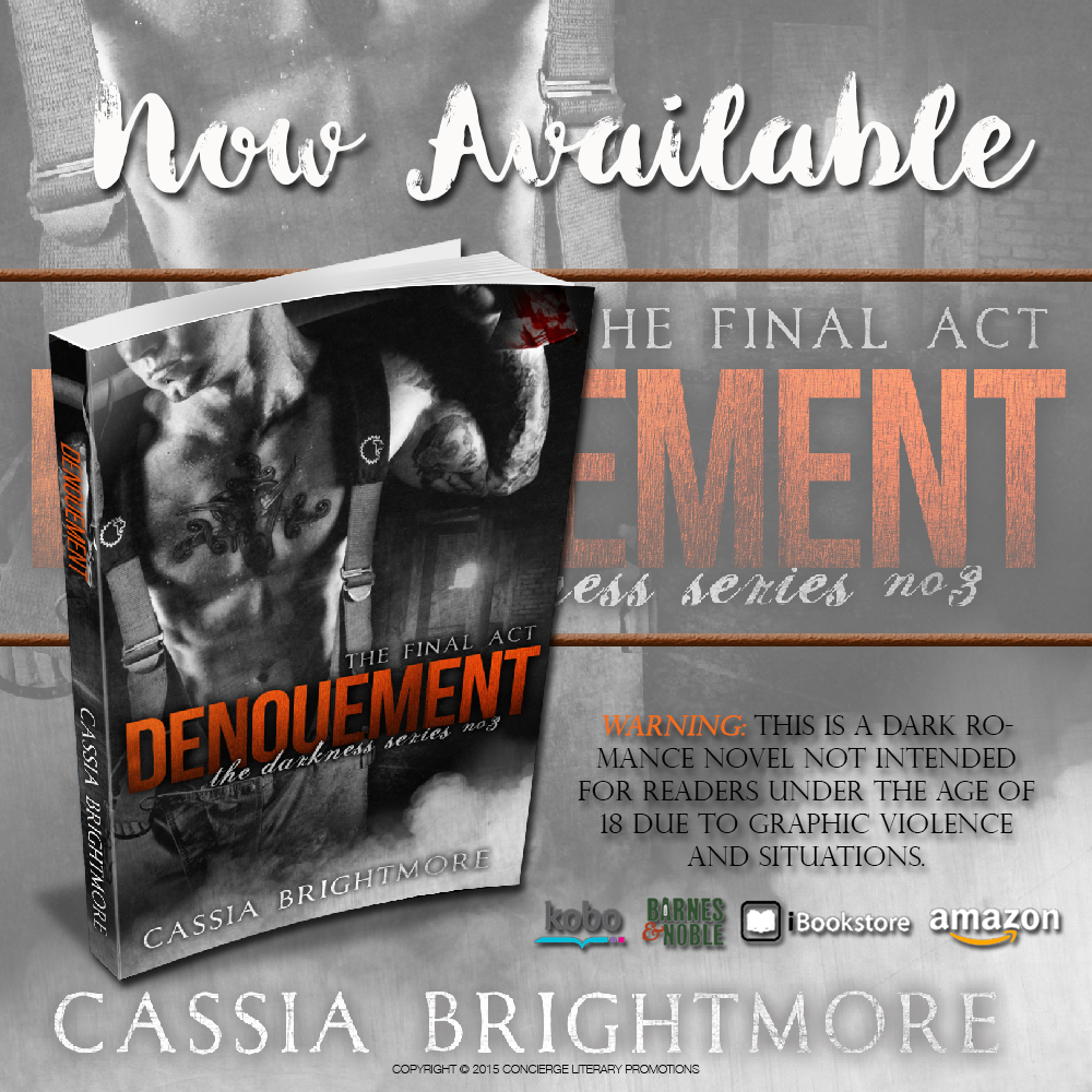 Denouement - Available Now