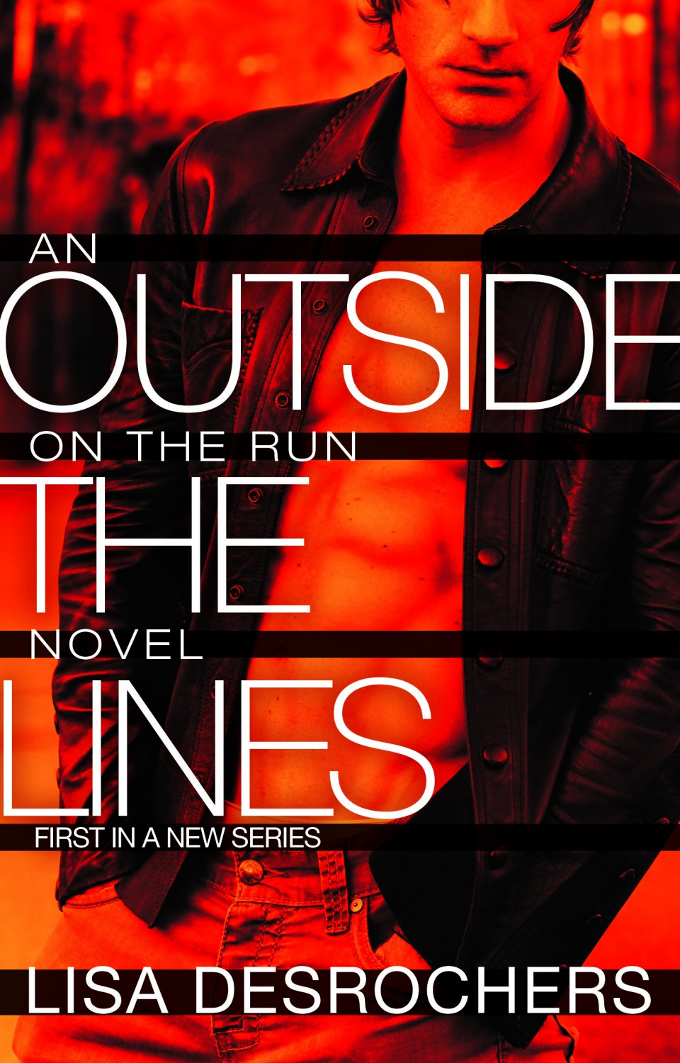 OUTSIDE THE LINES final cover