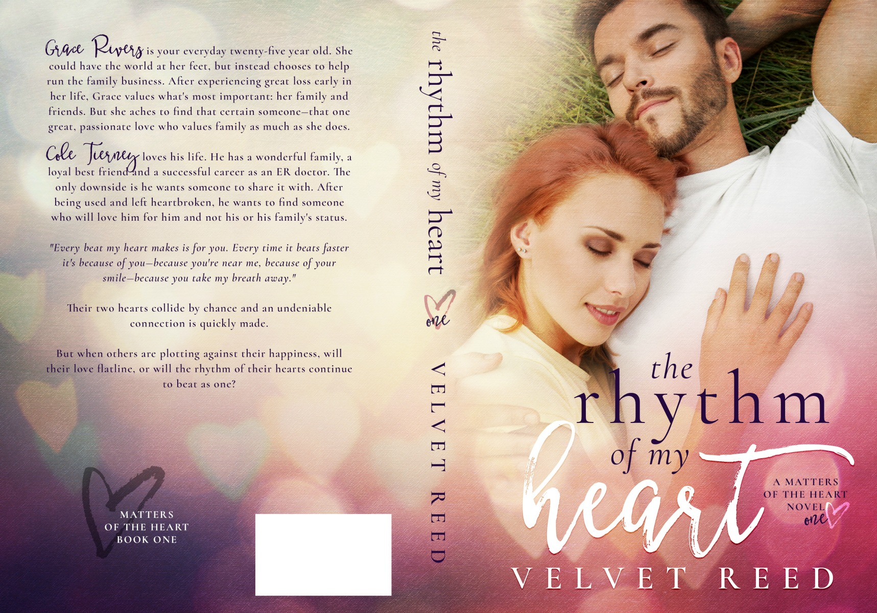 The Rhythm of my Heart Full Jacket