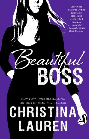 Cover Reveal: Beautiful Boss (Beautiful Bastard #4.5)  by Christina Lauren