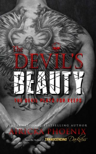 Cover Reveal: The Devil's Beauty by Airicka Phoenix