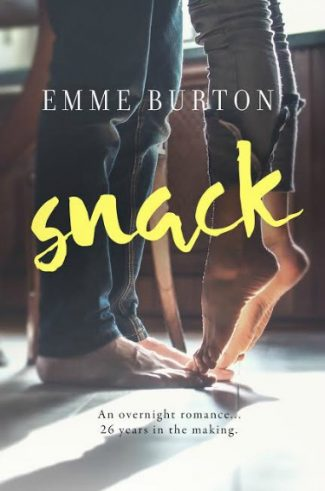Cover Reveal: Snack by Emme Burton