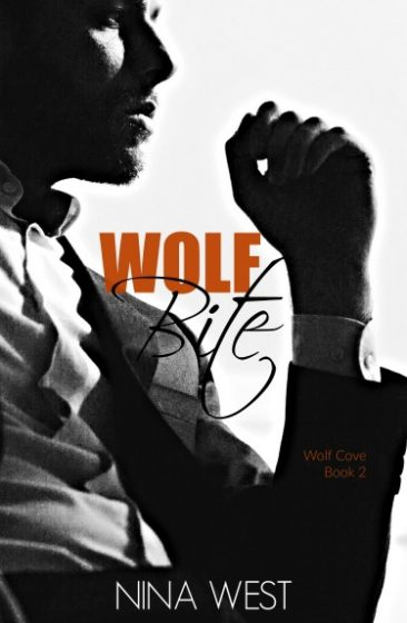 Cover Reveal: Wolf Bite (Wolf Cove, #2) by Nina West