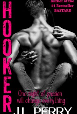 Cover Reveal & Giveaway: Hooker by J.L. Perry