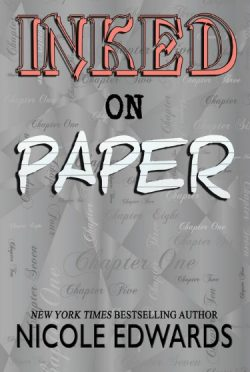 Cover Reveal & Giveaway: Inked on Paper by Nicole Edwards