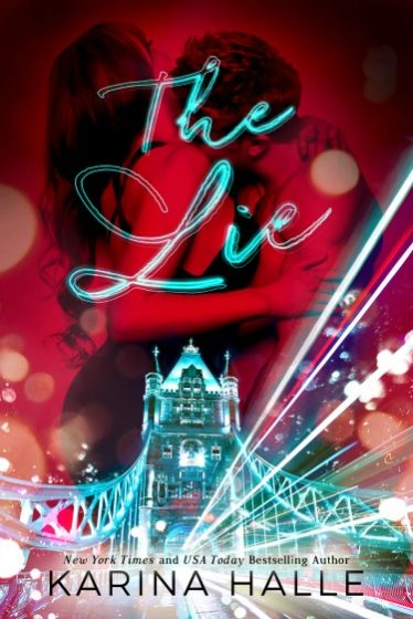 Cover Reveal: The Lie (The McGregors #4) by Karina Halle
