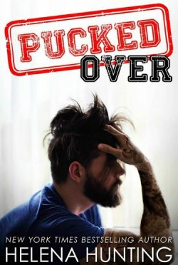 Cover Reveal: Pucked Over (Pucked #3) by Helena Hunting