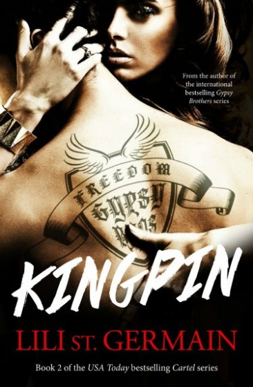 Promo & Giveaway: Kingpin (Cartel #2) by Lili St. Germain
