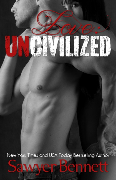 Release Day Blitz: Love: Uncivilized (Uncivilized #1.5) by Sawyer Bennett