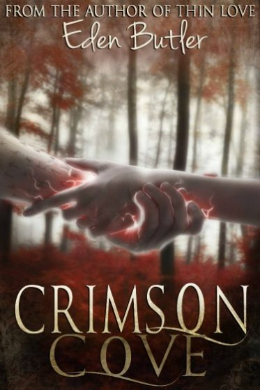 Cover Reveal: Crimson Cove by Eden Butler