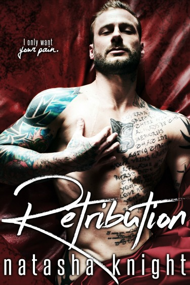 Cover Reveal & Giveaway: Retribution by Natasha Knight