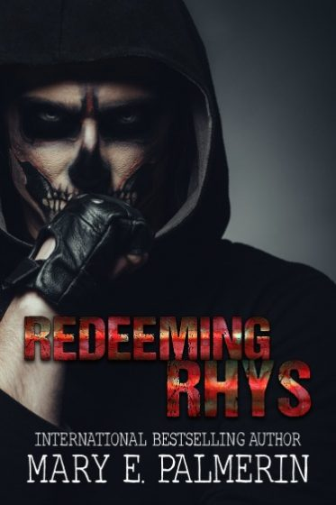 Cover Reveal: Redeeming Rhys by Mary E Palmerin