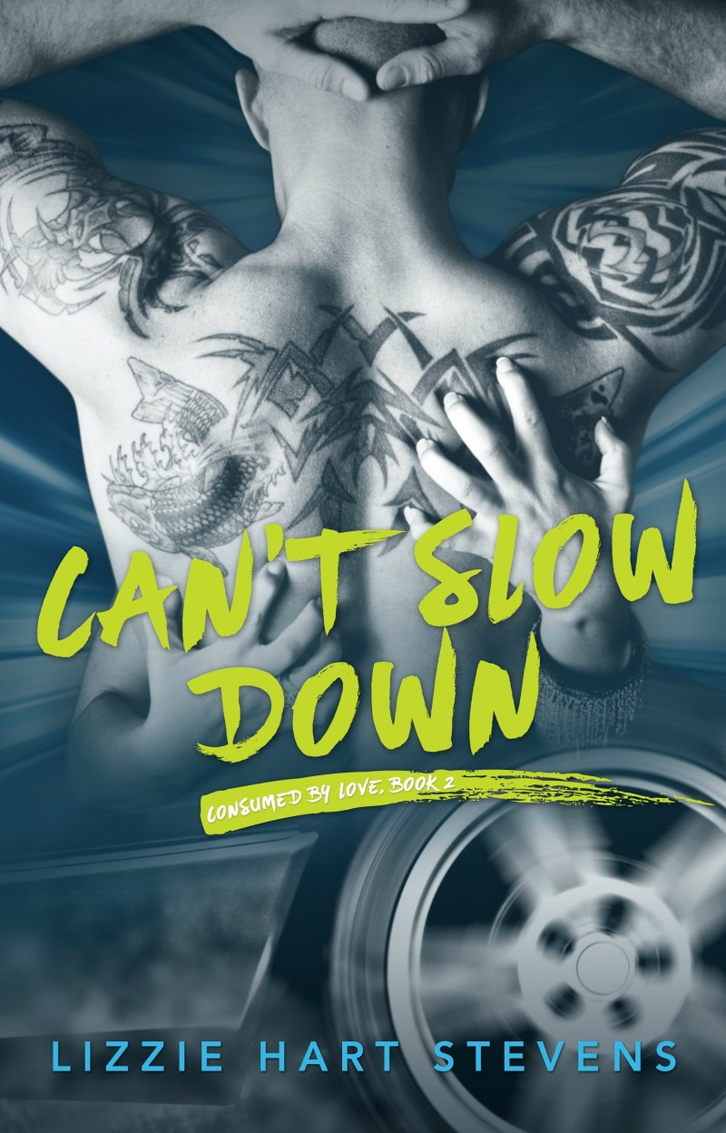 Can't Slow Down Ebook Cover