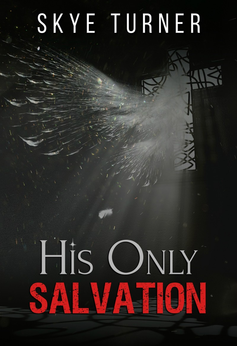 His Only Salvation Ebook Cover