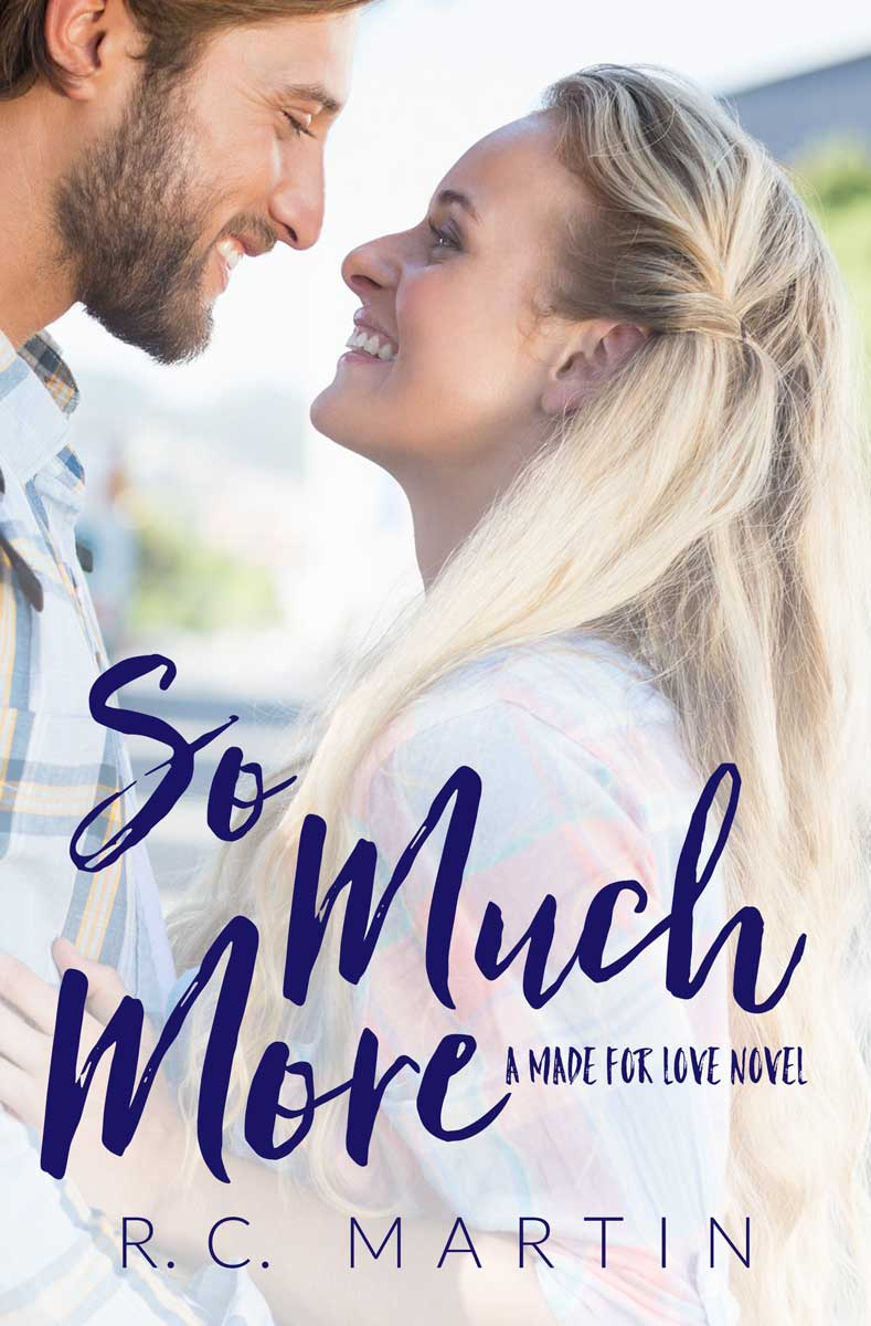 So Much More Ebook Cover