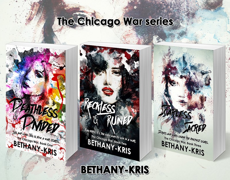 The Chicago War Series Graphic