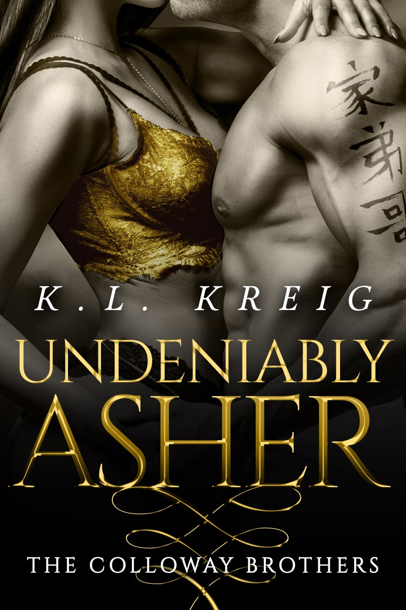 Undeniably Asher Ebook Cover