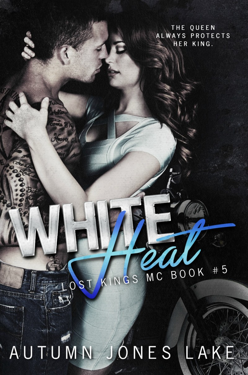 White Heat Ebook Cover