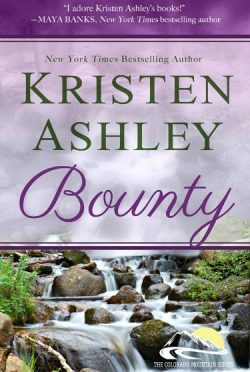 Cover Reveal: Bounty (Colorado Mountain #7) by Kristen Ashley