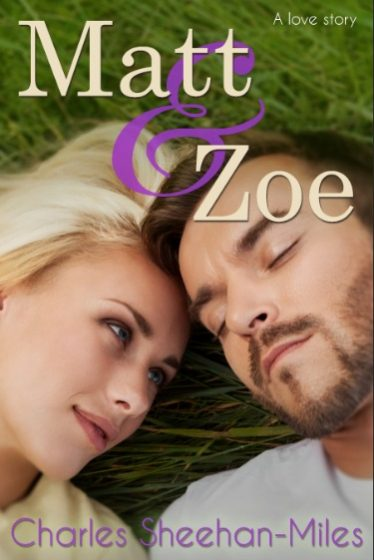Cover Reveal: Matt & Zoe by Charles Sheehan-Miles