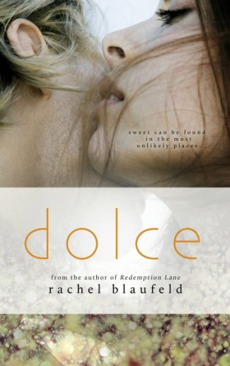 Cover Reveal: Dolce (Love at Center Court #2) by Rachel Blaufeld