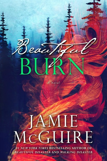 Cover Reveal: Beautiful Burn (The Maddox Brothers #4) by Jamie McGuire