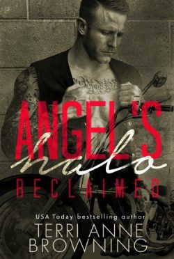 Release Day Blitz + Giveaway: Angel's Halo: Reclaimed (Angel's Halo MC #4) by Terri Anne Browning