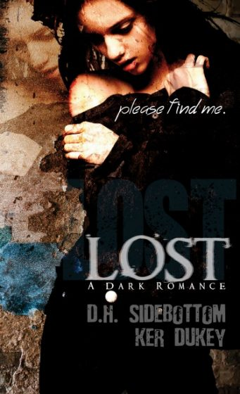 Cover Reveal: Lost by Ker Dukey & DH Sidebottom
