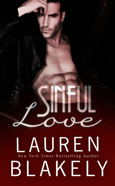 Cover Reveal + Giveaway: Sinful Love (Sinful Nights #4) by Lauren Blakely