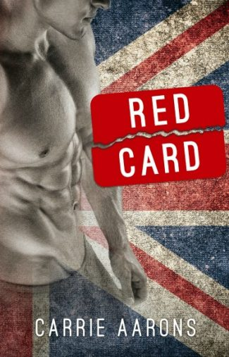 Cover Reveal: Red Card by Carrie Aarons