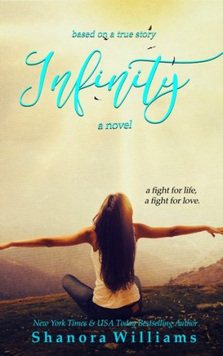 Cover Reveal: Infinity by Shanora Williams