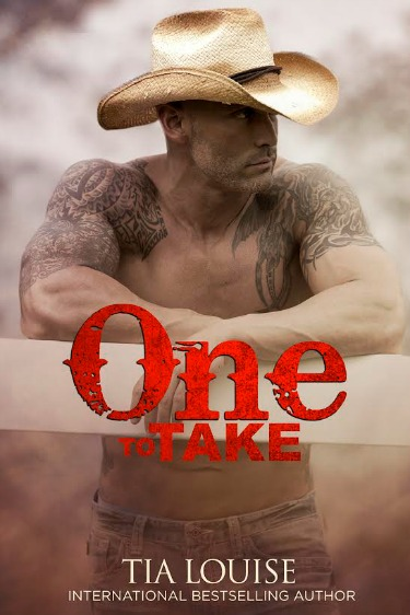 Cover Reveal: One to Take (One to Hold #8) by Tia Louise