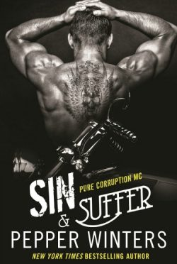 Release Week Review: Sin & Suffer (Pure Corruption MC #2) by Pepper Winters