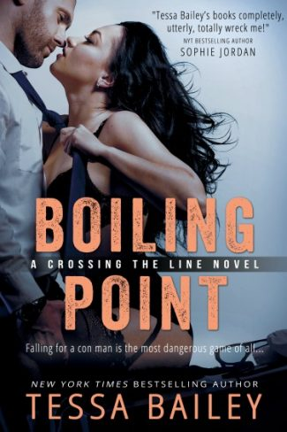Release Day Blitz + Giveaway: Boiling Point (Crossing the Line #3) by Tessa Bailey
